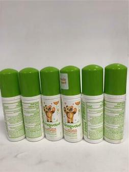 Babyganics Foaming Hand Sanitizer, Mandarine - On-the-Go 1.6