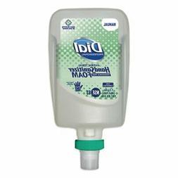 Dial Foaming Hand Sanitizer Manual Dispenser, 1200 mL, 3 Dis