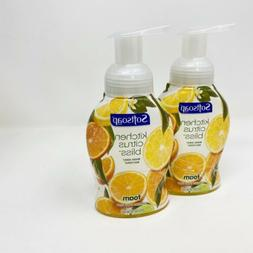 Softsoap Foaming Hand Soap, Kitchen Citrus Bliss, 8 oz