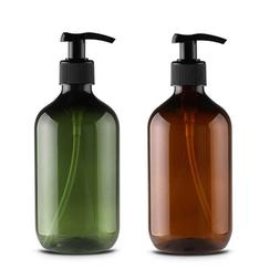 <font><b>500ml</b></font> Soap Dispenser Bottle Kitchen Cosm