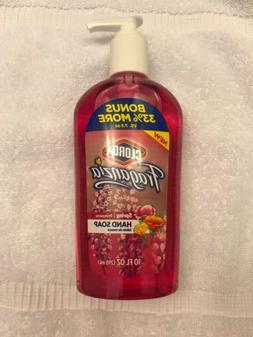 Clorox Fraganzia Hand Soap 10oz  Spring Scent