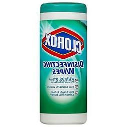 Clorox Fresh Scent Disinfecting Wet Wipes, Cloth, 7 x 8, 35/