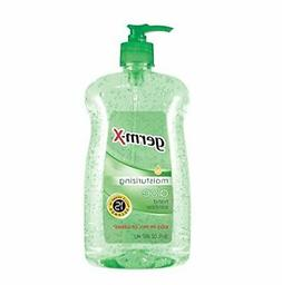 Germ X 30 oz FL Ounces Pump Bottle of Hand Sanitizer NEW Ger