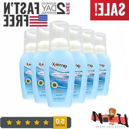Germ-X Alcohol-Free Foaming Hand Sanitizer w/ Pump Fresh Sce