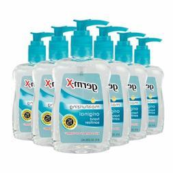 Germ-X Hand Sanitizer, Original, Pump Bottle, 8 Fl Oz
