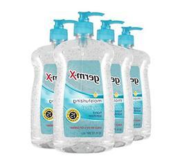 Germ-X Hand Sanitizer, Original, Pump Bottle, 30 Fluid Ounce