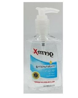 Germ-X Instant Original Hand Sanitizer 8 oz Bottle EXP 5/22