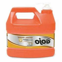 Gojo Smooth Hand Cleaner Natural Orange 1 Gal. Citrus Scent