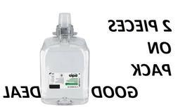 GOJO Green Foam Hand Soap 5265-02, 2000mL FMX-20 Refill,2-Pa