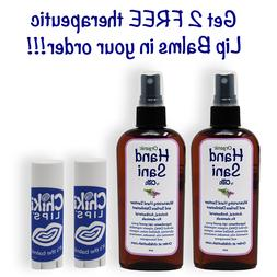 Hand Disinfectant 70% ALCOHOL 4oz Antiviral Antibacterial DE