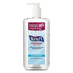 PURELL Advanced Hand Sanitizer Gel, Refreshing Fragrance, 1