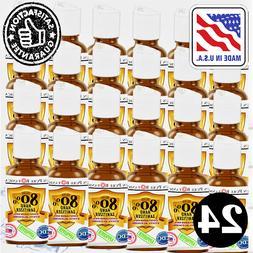 Hand Sanitizer 80% Alcohol Meets WHO/CDC Standards Citrus Sc