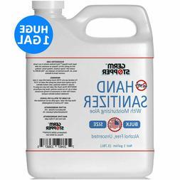 Natural Hand Sanitizer Alcohol-Free BULK 1 GALLON NO Sting O