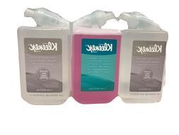 Hand Sanitizer/Cleanser Refills, Kleenex 1L ea. Pack of 3