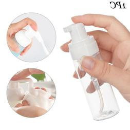 Hand Sanitizer Clear Foaming Bottle Soap Dispenser Liquid Pu