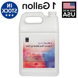 UltraCruz Hand Sanitizer Gel with Vitamin E and Aloe Vera, 1