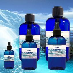 Hand Sanitizer Spray | 80% Alcohol  | 2oz to 32 ounce