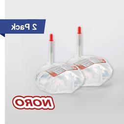 Germstar Hand Sanitizer Mini Pack, Noro, 32oz Refills, 2 Pac