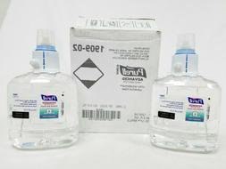 Purell Hand Sanitizer Nourishing Foam 2-Pack 1909-02 1200mL