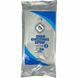 Hand Sanitizer Wipes - 80 pack