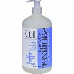 EO Products Hand Sanitizing Gel - Lavender Essential Oil - 3