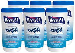 Purell Hand Sanitizing Wipes Clean Refreshing Scent 40