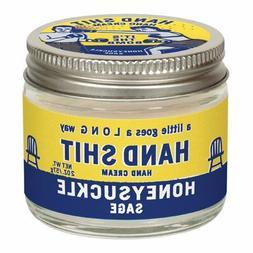 Blue Q Hand Sh!t Hand Cream Honeysuckle Sage  Novelty Gift