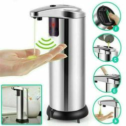 Hands Free Automatic Touchless IR Sensor Soap Liquid Sanitiz