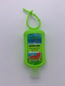 Hands Sanitizer 3 Oz  89ml Cucumber&Melon Scented With Keych
