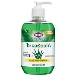 Clorox Healthcare 32378 AloeGuard Antimicrobial Soap, 18 oz