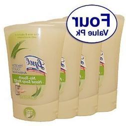 Lysol No Touch Antibacterial Hand Soap Refills Lemon