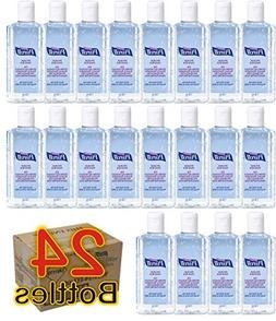 24 x Purell Hygenic Hand Sanitizer Gel / Rub 118ml 4oz Perso