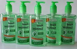 Assured Instant Hand Sanitizer 10 oz Bottle Aloe Vera Moistu