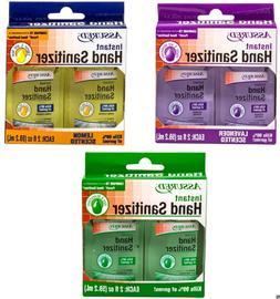 Assured Instant Hand Sanitizer 3 Packs  2 fl oz