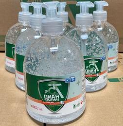 instant hand sanitizer 6 x 17 oz
