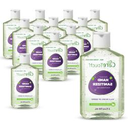 Instant Hand Sanitizer Gel with Vitamin E and Aloe Vera, 12-