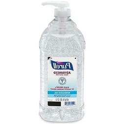 Purell Instant Hand Sanitizer Pump 67.6Oz Anti Germs/Bacteri