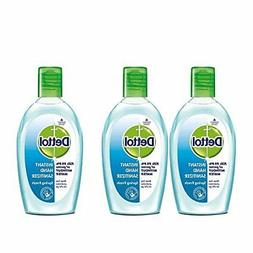 Dettol Instant Hand Sanitizer Spring Fresh - 50ml x 3