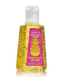 Bath and Body Works Island White Pineapple Pocketbac - Disco