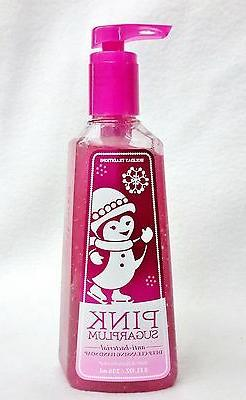 1 Bath & Body Works PINK SUGARPLUM Deep Cleansing Antibacter
