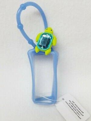 1 bath body works blue gem turtle