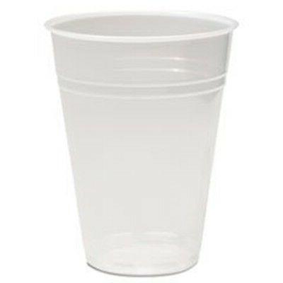 1 oz translucent plastic hot cold cups