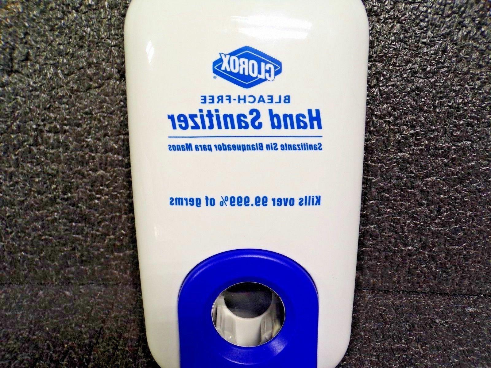CLOROX Hand Sanitizer White