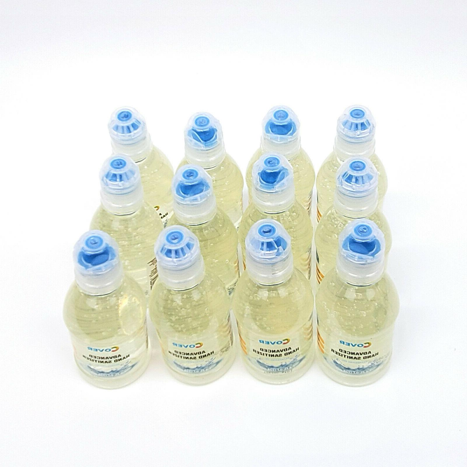 12 pack advanced hand sanitizer antimicrobial 70