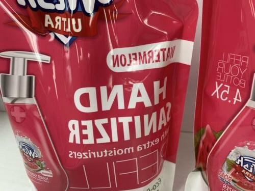 2 Wish Sanitizer refill Watermelon 70% Ethyl