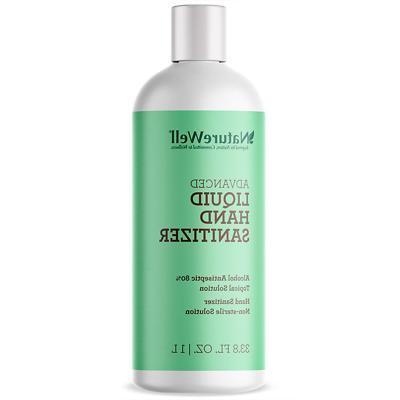 2 x hand liquid sanitizer 1000 ml