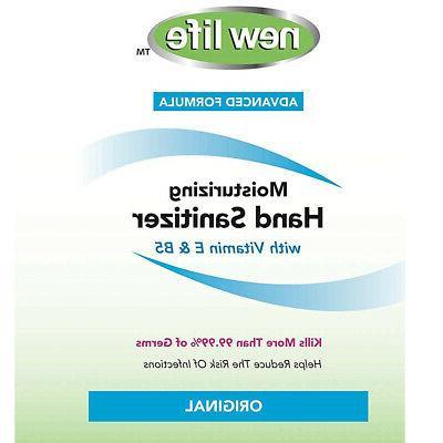 New Sanitizer Advanced Vitamins Made