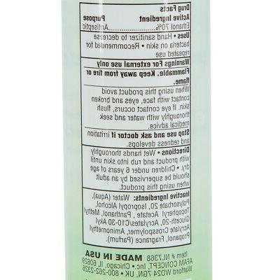New Life Sanitizer Vitamins USA Made
