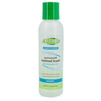 3 8oz hand sanitizer moisturizing advanced formula