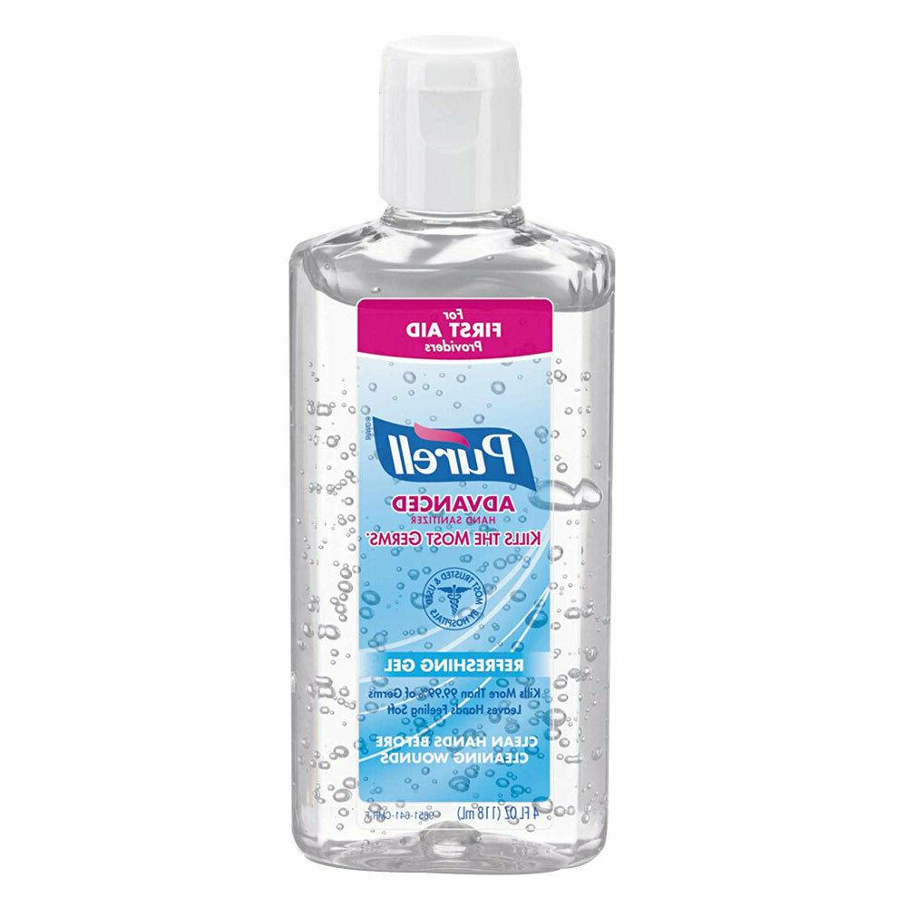 3-Pack Advanced Sanitizer Hands Germs